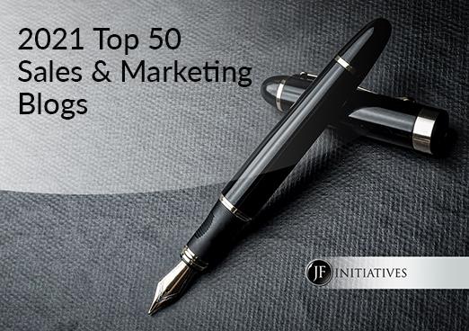 Top 50 Sales Blogs 2021