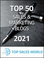 Top 50 Sales & Marketing Blogs 2021